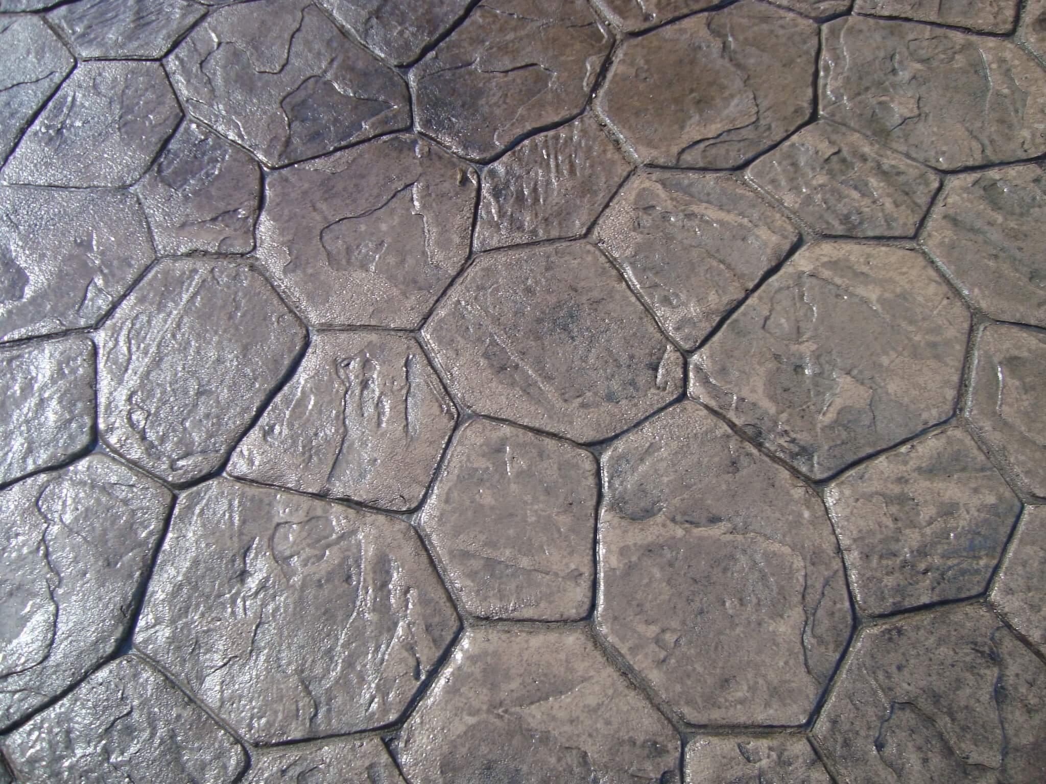 бетон печать